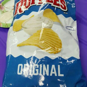 Photo of Ruffles® Potato Chips Original uploaded by Kaleigh C.