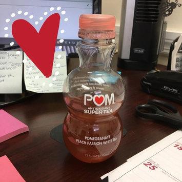 Photo of POM Antioxidant Super Tea Pomegranate Peach Passion White Tea uploaded by Lauren O.
