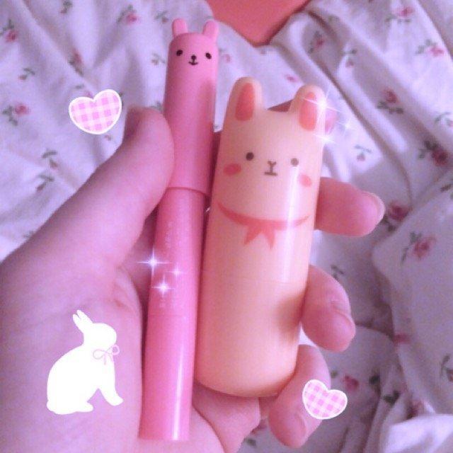 Tony Moly - Petite Bunny Gloss Bar - Peach 05 uploaded by Fiona M.