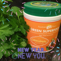 Amazing Grass Green SuperFood All Natural Drink Powder uploaded by Stefanie P.