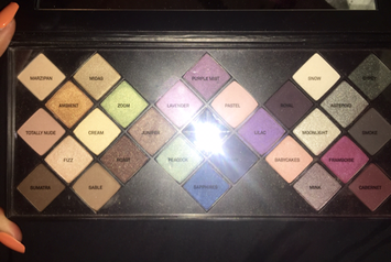 Photo of Smashbox On The Rocks Photo Op Eye Shadow Palette uploaded by Jessica A.