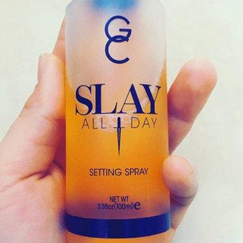 Photo of Gerard Cosmetics Slay All Day Setting Spray Peach uploaded by Alexandra M.