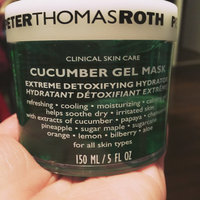 Peter Thomas Roth Cucumber Gel Masque uploaded by Jayna R.