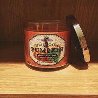 Bath & Body Works® Fresh Picked Heirloom Pumpkin 3-Wick Candle uploaded by Vanessa R.