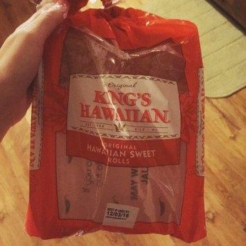 King's Hawaiian Original Hawaiian Sweet Rolls uploaded by Helen S.