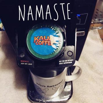 Photo of Kauai Coffee Garden Isle Medium Roast Compostable Cups uploaded by Shalonda G.