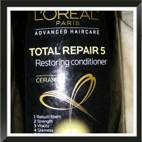 L'Oréal Paris Hair Expert Total Repair 5 Restoring Conditioner uploaded by Holly N.