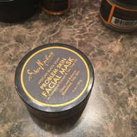 SheaMoisture African Black Soap Problem Skin Facial Mask uploaded by Enie B.