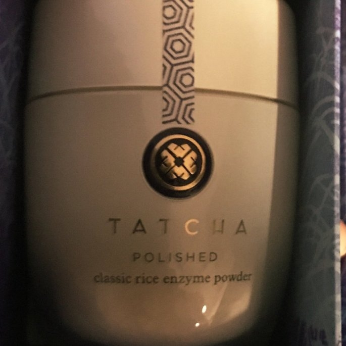 Tatcha Polished Classic Rice Enzyme Powder uploaded by VERONICA M.