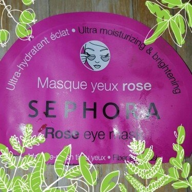 SEPHORA COLLECTION Eye Mask Rose 0.21 oz uploaded by Joanita Y.