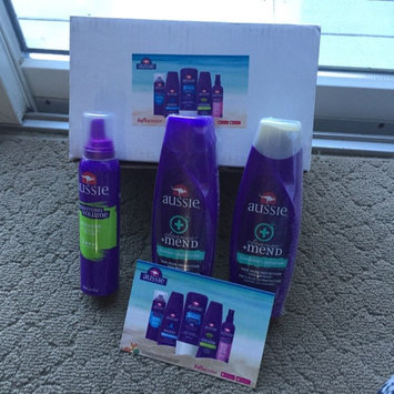 Aussie Cleanse and Mend Conditioner uploaded by Amy W.