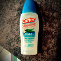 Cutter Skinsations Insect Repellant Spray, 7.5 fl oz uploaded by Kt M.