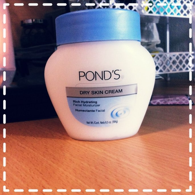 Pond's Dry Skin Cream uploaded by Alyssa G.