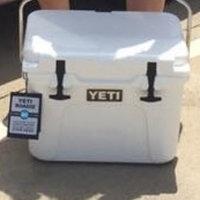 Yeti Roadie 20 Cooler - Tan (ROADIE 20) uploaded by Jennifer R.