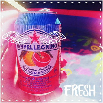 San Pellegrino® Aranciata Rossa Sparkling Blood Orange Beverage uploaded by Hilary P.
