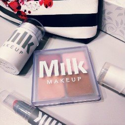 Photo of MILK MAKEUP Matte Quad Foursome 4 x 0.12 oz uploaded by Hilary H.