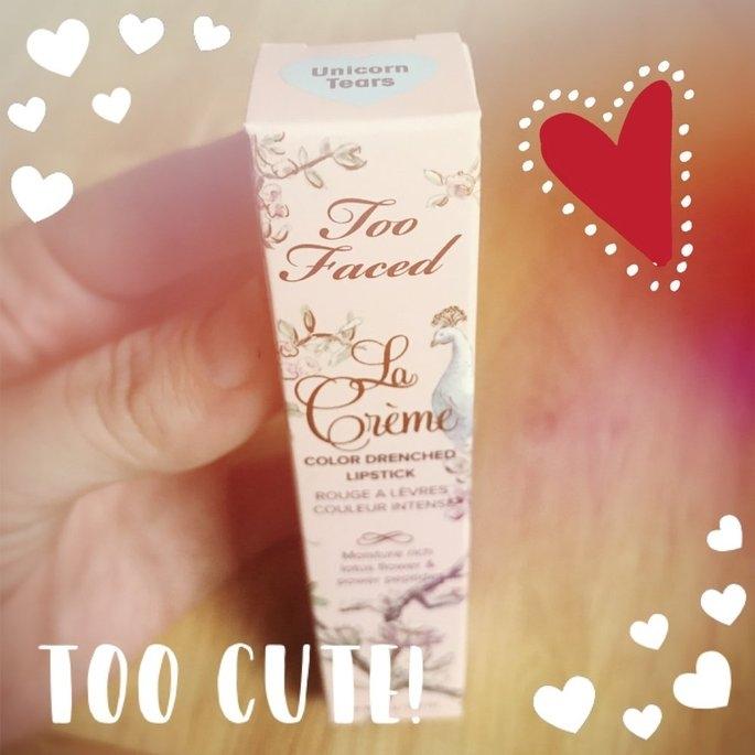 Too Faced La Crème Lipstick uploaded by Aliscia-Ra'chel J.