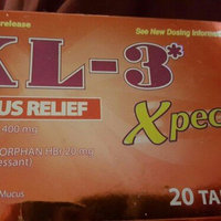 Xl-3 Xpect Mucus Relief 20 Ct uploaded by Misty S.
