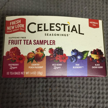 Photo of Celestial Seasonings® Fruit Sampler Herbal Tea Caffeine Free uploaded by Raychel S.