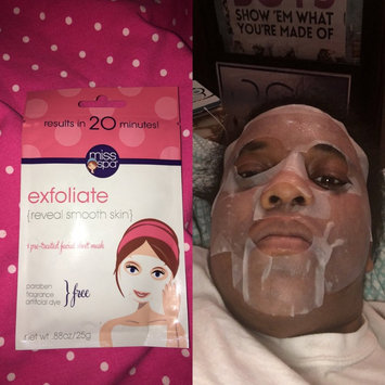Photo of Miss Spa exfoliate Sheet Face Mask-1 Mask Pack uploaded by Sonya S.