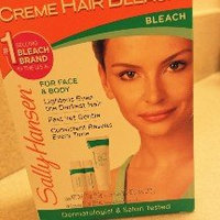 Sally Hansen Creme Hair Bleach for Face & Body Extra Strength uploaded by Iliyalit H.
