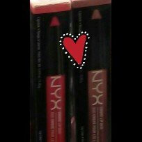 NYX Ombre Lip Duo uploaded by luzbella M.