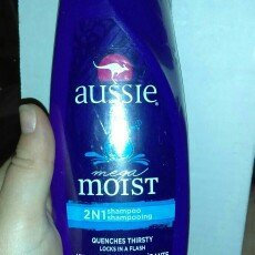 Photo of Aussie Mega Moist 2-in-1 Shampoo + Conditioner uploaded by Shawna G.