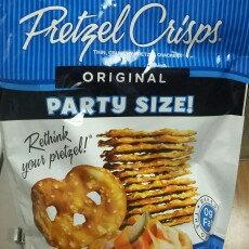 Photo of Pretzel Crisps® Crackers Original uploaded by Rebecca C.