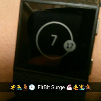 Fitbit Surge GPS Fitness Watch uploaded by Robin E.