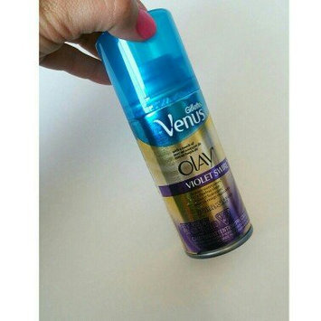 Photo of Gillette Venus® with a touch of Olay® Vanilla Cashmere™ Shave Gel uploaded by Alejandra R.