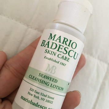Photo of Mario Badescu Seaweed Cleansing Lotion uploaded by Josephine T.