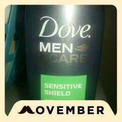 Photo of Dove Men+Care Sensitive Shield Body And Face Wash uploaded by Kristal F.