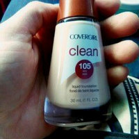 COVERGIRL Clean Normal Liquid Makeup uploaded by Ciara W.