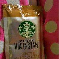 STARBUCKS® VIA® Instant Latte White Chocolate Mocha uploaded by Allison S.