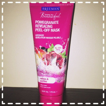 Freeman Feeling Beautiful - Revealing Peel-Off Mask, Pomegranate - 6 fl oz uploaded by Nurun B.