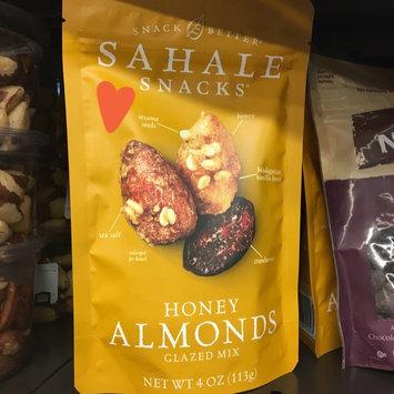 Photo of Sahale Snacks® Honey Almonds Glazed Mix uploaded by Sisto A.