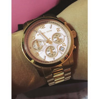 Michael Kors Rose Gold Stainless Steel Ladies Watch MK5128 uploaded by Victoria H.