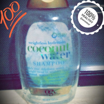 OGX® Coconut Water Shampoo uploaded by Lucy R.