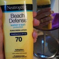 Neutrogena Beach Defense Sunscreen Lotion Broadspectrum SPF 70 uploaded by Laura C.