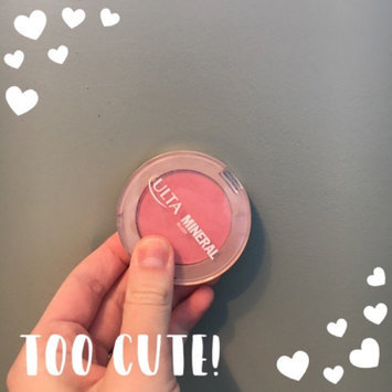 Photo of ULTA Mineral Blush uploaded by Sydney Z.