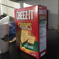 Cheez-It Grooves Zesty Cheddar Ranch Crackers 9 oz uploaded by Megan M.