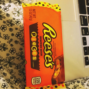 Photo of Reese's Pieces Peanut Butter Cup uploaded by Elizabeth D.