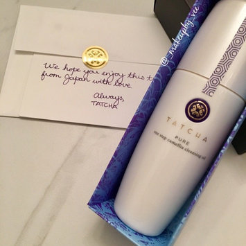 TATCHA Cleansing Oil & Polishing Enzyme Powder uploaded by Vee T.