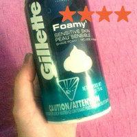 Gillette Foamy Sensitive Skin Shaving Foam uploaded by María f V.