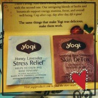 Yogi Tea Honey Lavender Stress Relief uploaded by Karyna R.