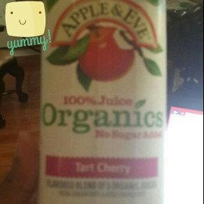 Photo of Apple & Eve® 100% Juice Organics Tart Cherry Juice 33.8 fl. oz. Carton uploaded by Angela j.
