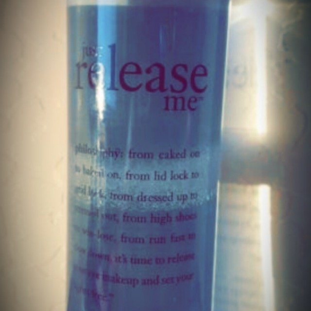 philosophy just release me dual-phase oil-free eye makeup remover uploaded by Jovitha K.