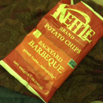 Photo of Kettle Brand® Backyard Barbeque® Potato Chips uploaded by Audrey C.