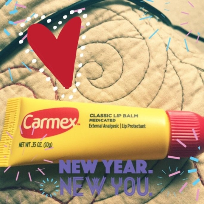 Carmex Cherry Lip Balm uploaded by Ishica P.
