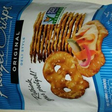 Photo of Pretzel Crisps® Crackers Original uploaded by crystal n.